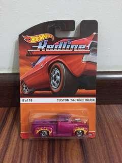 Hot Wheels - Custom '56 Ford Truck