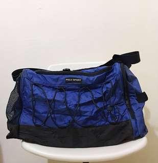Vintage Ralph Lauren Polo Sport Duffel Bag