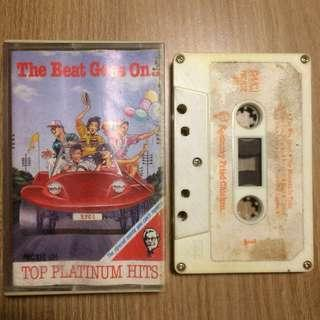 Vintage KFC the beat goes on tape