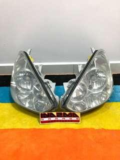 TOYOTA CALDINA HEADLAMP HID OFL MODEL