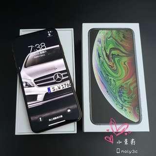 12月開通 台灣公司貨 iPhone Xs Max 64G (Space Gray 太空灰) iPhoneXs Max 64GB