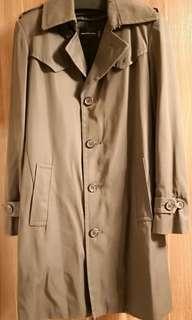 『秋冬型人必備』激罕 Viktor & Rolf x H&M trench coat men V&R CDG 長褸