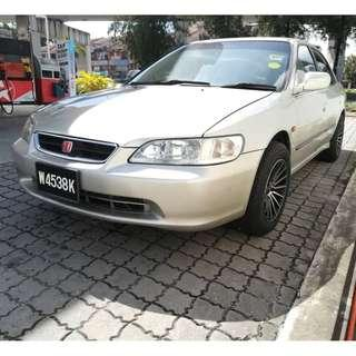 HONDA ACCORD 2.0 (A) 2001