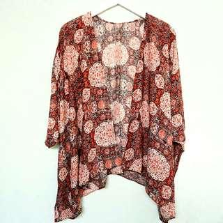 Ethnic outer 7