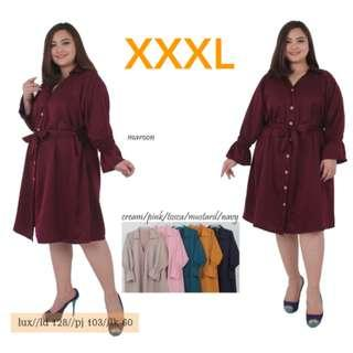 Shirtdress Jumbo XXXL