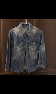二手兒童襯衫-Zara-2/1童裝-GLOBAL WORK/一件250元