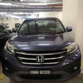 VIP Owner Honda CR-V 2.0 (A) 2014 Low Mileage