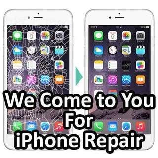 Cheaper SG no.1 Free Doorstep Repair for your iPhone! iPhone repair