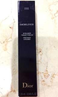 Dior eyeliner (black) ori