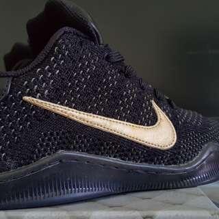 4b274f010a42 Kobe11 elite low Fade to black