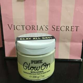 Victoria Secret Glow On Clay Face Mask