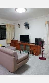 3 bedrooms, Immediate, Near MRT