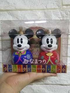 東京迪士尼 米奇 米妮 糖果擺設 Tokyo Disney Resort Mickey Minnie Candies