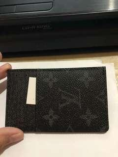 LV CARD HOLDER (Authentic Quality)