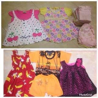 Take all girls apparell