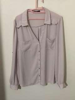 Plus Size Shirt uk16