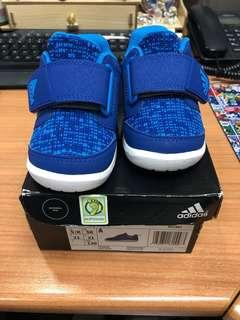 Adidas Boys Shoes - Blue FortaPlay AC 1