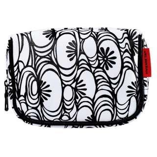 包順豐櫃 1套2件Vivienne Tam Red Pouch 紅色萬用袋 化妝袋 + Pouch Cosmetic Bag 化妝袋 多用途袋