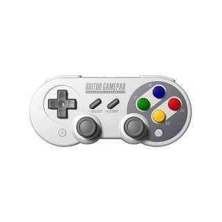 八位堂 Switch 遊戲手把 手柄 SF30 PRO 支援 PS4 手把