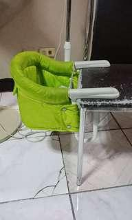 Hook on high chair