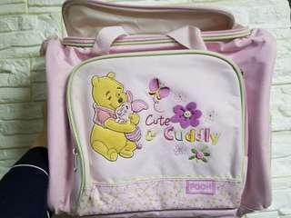 Disney Winnie The Pooh 媽咪袋