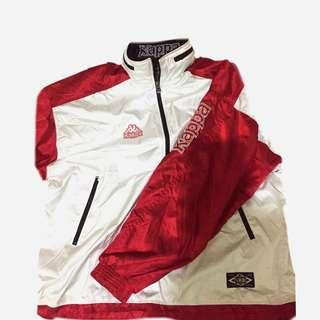 Authentic Kappa Jacket (RePriced)