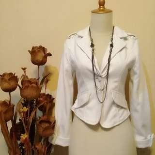 Fashionable outer IMPORT