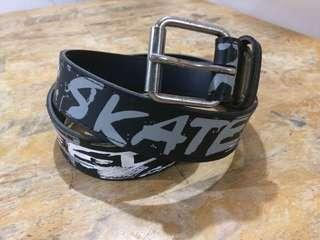 Skater black belt