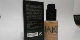 MakeOver liquid foundation