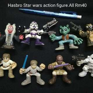 Action figure Star Wars Hasbro