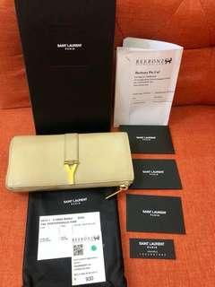 Authentic YSL WALLET