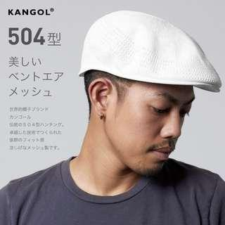 🚚 全新 Kangol 504 小偷帽/狩獵帽 hip-hop b-boy街舞經典款