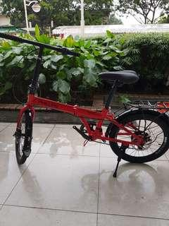 20 folding bike