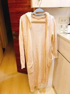針織外套(粉色)