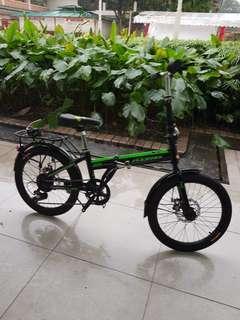 "20 "" phoenix folding bike"