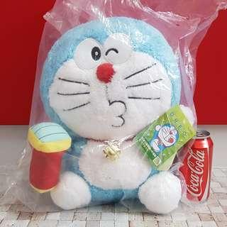 Doraemon with Torch UFO Catcher Prize from Japan