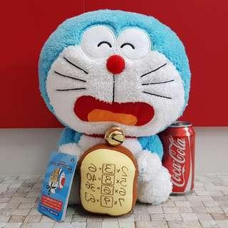 Doraemon with Bread UFO Catcher Prize from Japan