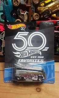 Hotwheels Dragbus 50th Anni. #CNY888