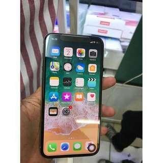 Iphone x 64GB Second