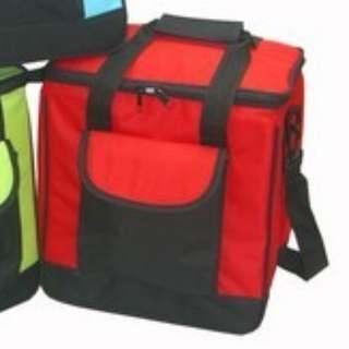 包順豐櫃 $100/2個 全新紅色大野餐冰袋 RED COOLER BAG 全新清貨價,所以超平售
