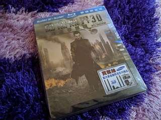 Star Trek Into Darkness 3D+2D Blu Ray Steelbook For Sale