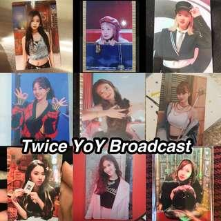 [PO] Twice Yes or Yes YoY Broadcast Photocard