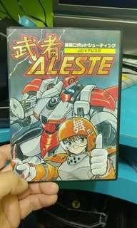 Megadrive 世嘉五代 MushaAleste