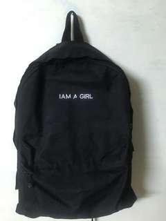 韓系 雙肩背包 休閒包 書包
