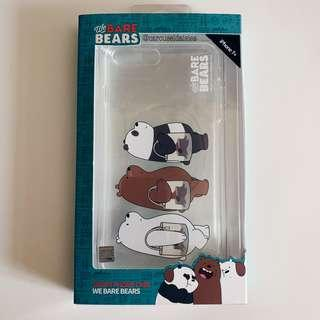 We Bare Bears Phone Case fits iPhone 7 Plus