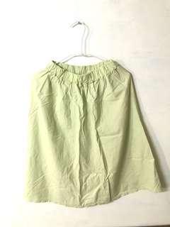 棉麻 上衣L 裙子