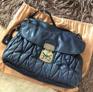 1fd076234463 Miu Miu matelasse shoulder bag (Authentic)