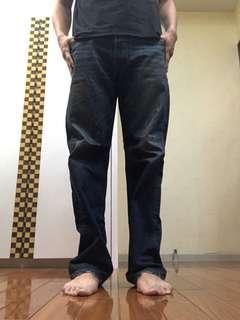 🚚 Levi's 501 直筒牛仔褲 陳冠希