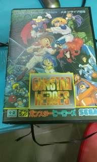Sega megadrive gunstar heroes