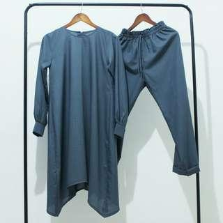 tunik and pants